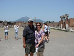 Photo of Naples Naples Shore Excursion: Pompeii Half-day Trip from Naples Pompeii Town Square