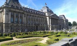 Photo of Brussels Brussels Hop-On Hop-Off Tour Royal Palace