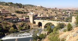 Photo of Madrid Toledo Half-Day or Full-Day Trip from Madrid San Martins Bridge