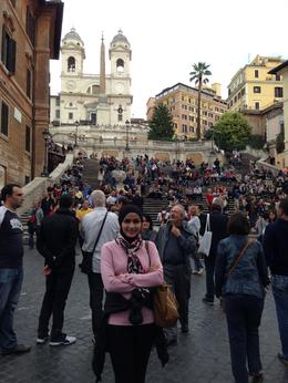 Photo of Rome Best of Rome Walking Tour: Pantheon, Piazza Navona and Trevi Fountain Spanish steps