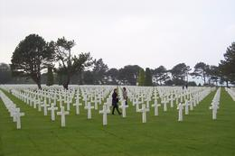Photo of Bayeux Omaha Beach Half-Day Trip from Bayeux The American Cemetery