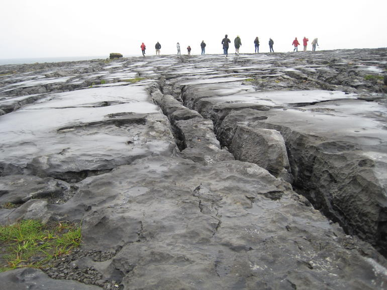 The Burren - Dublin