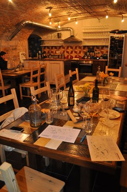 Photo of Budapest Budapest Food and Wine Tasting Tour The Tasting Table