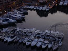 This is the Port just below Monaco!, Mukul S - September 2008