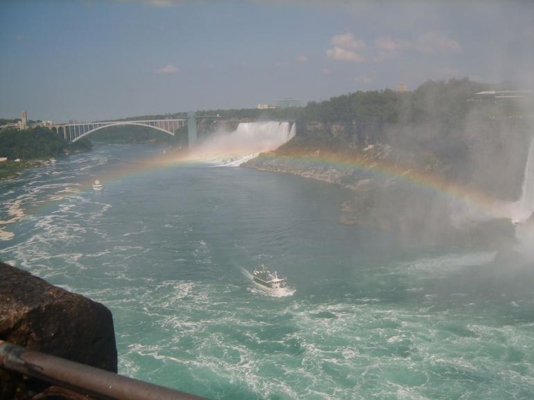 A View of the Falls - New York City