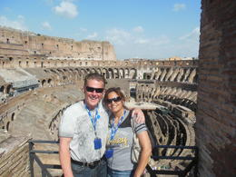 Photo of Rome Ancient Rome and Colosseum Tour: Underground Chambers, Arena and Upper Tier Ancient Rome and Colosseum Tour.. the BEST Tour EVER!!!