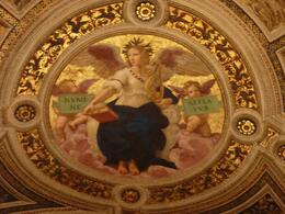 Photo of Rome Skip the Line: Vatican Museums Walking Tour including Sistine Chapel, Raphael's Rooms and St Peter's Angel on the ceiling