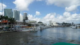 Photo of Miami Miami City Tour including Bayside and Biscayne Bay Cruise Biscayne Bay