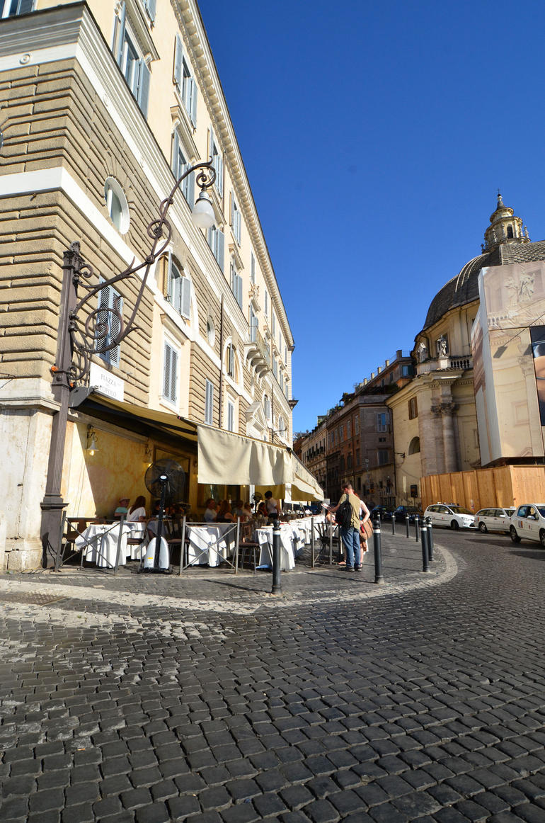 Borghese Gallery and Baroque Rome Art History Walking Tour - Rome