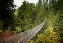 Photo of Vancouver Capilano Suspension Bridge and Park