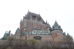 Chateau Frontenac , Jack C - May 2016