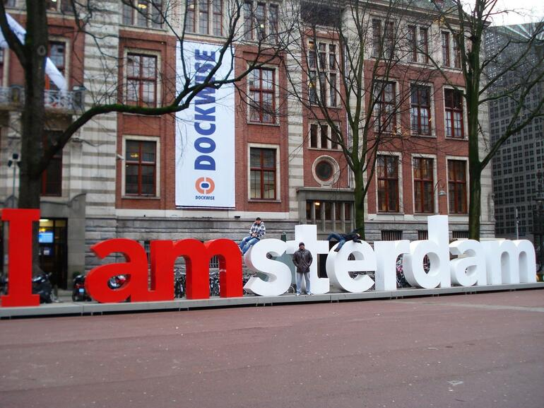 City logo - Amsterdam
