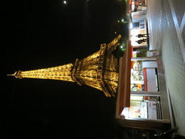 Photo of Paris Eiffel Tower Dinner and Seine River Cruise Eiffel Tower at Night