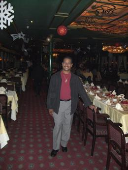 Photo of Cairo Nile River Dinner Cruise in Cairo EXOTIC AND DELICIOUS PLATES