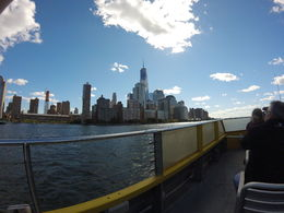 From NYC Water Taxi , Kevin C - October 2015