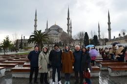Photo of Istanbul Istanbul in One Day Sightseeing Tour: Topkapi Palace, Hagia Sophia, Blue Mosque, Grand Bazaar Infront of Blue mosque