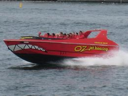 Photo of Sydney Sydney Harbour Jet Boat Ride Adventure Jet Boat in Sydney Harbour