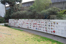 Photo of   Memorial for Executed Politicians, Santiago General Cemetery