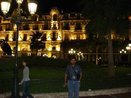 This is in Monte Carlo.., Mukul S - September 2008