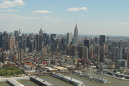 Fabulous views over manhattan , Dorothy R - May 2012