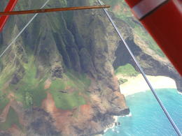 Photo of Kauai Vintage Biplane Tour of Kauai Nothern coastline