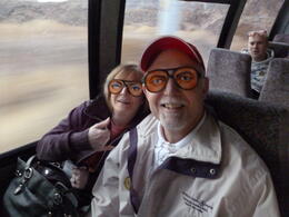 I only have eyes for my tour guide. , Mark C - March 2012