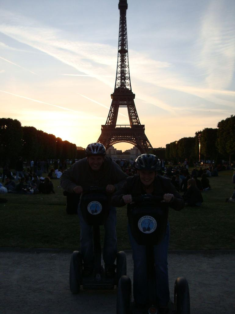 Paris Segway - Paris