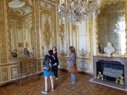 Private viewing of Royal Quarters, dizzledorf - August 2012