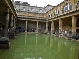 Roman Baths, Bath , Neil B - July 2014