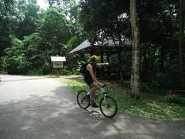 Photo of Singapore Singapore Bike Adventure around Pulau Ubin Safety first folks!