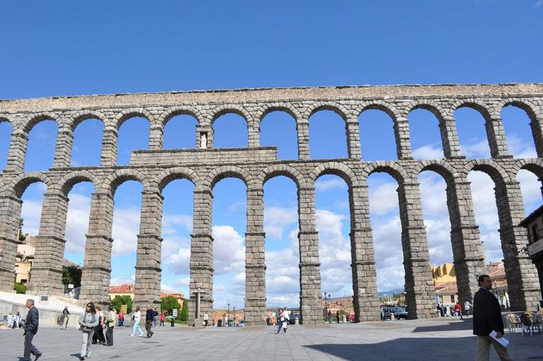 Segovia - Madrid