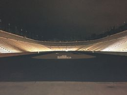 Photo of Athens Athens Night Sightseeing Tour with Greek Dinner Show Stadium