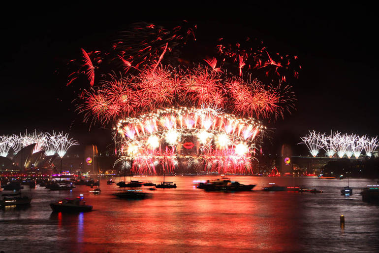 Sydney New Year's Eve - Sydney