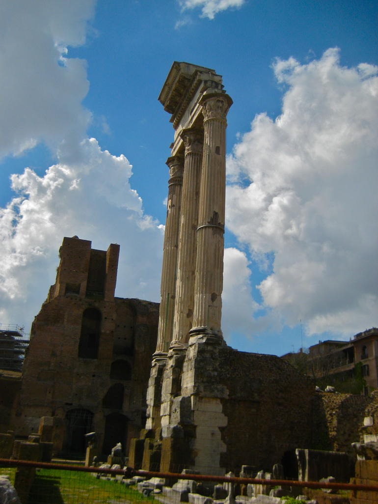 Temple of Jupiter - Rome