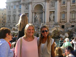 Photo of Rome Rome Vespa Tour: Highlights of the Seven Hills of Rome THREE COINS IN THE FOUNTAIN