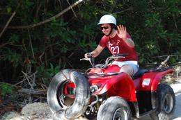 Photo of Cancun ATV Tour from Cancun Wave hello!