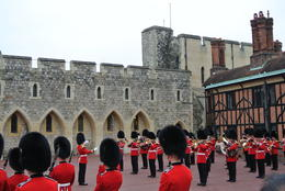 Changing of the guards , Erica J - September 2014