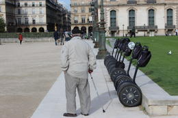 Photo of Paris Paris City Segway Tour You'd be surprised who is attracted to the segway