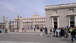 Photo of Madrid Madrid Small-Group Walking Tour including Royal Palace 31032012181