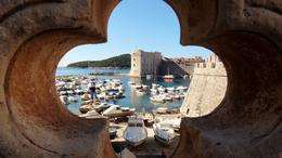 Photo of Dubrovnik Dubrovnik Super Saver: Mt Srd Cable Car Ride plus Old Town and City Walls Walking Tour A photo opportunity round every corner