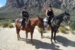 Photo of Las Vegas Morning Maverick Horseback Ride with Breakfast Amazing Experience !
