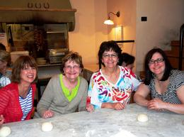 Photo of Florence Florence Cooking Class: Learn How to Make Gelato and Pizza Chicago Ladies