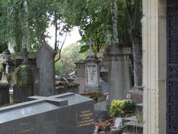 Photo of Paris Paris' Pere LaChaise Gravestone Walking Tour chopin, jim morrison, oscar wilde......