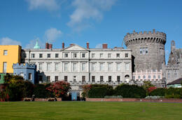 Photo of   Dublin Castle in Ireland