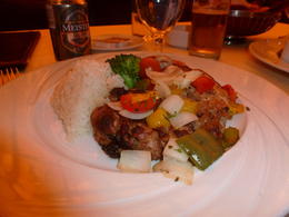 Photo of Cairo Nile River Dinner Cruise in Cairo great food