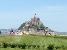 Taken from restaurant of Relais Saint Michel Hotel , Timmy E - June 2014