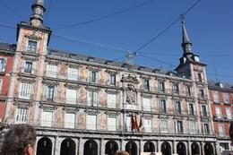 Photo of Madrid Madrid Bike Tour Plaza Mayor