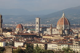 The best views of Firenze! , Keith O - November 2015
