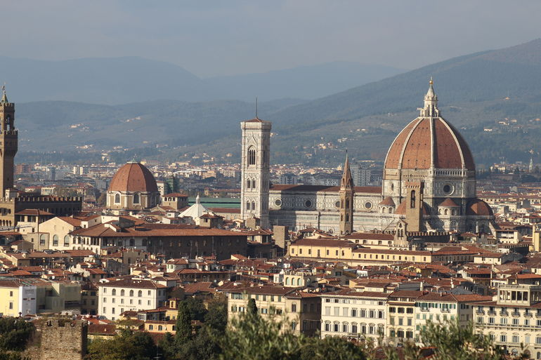 The best views of Firenze!