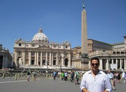 Photo of Rome Skip the Line: Vatican Museums, Sistine Chapel and St Peter's Basilica Half-Day Walking Tour St. Peters